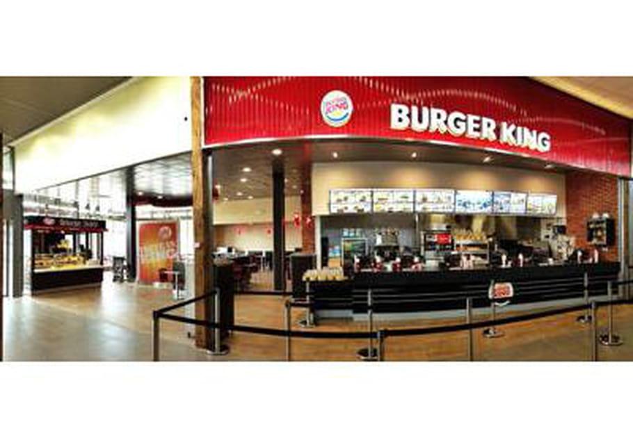 Burger King s'installe sur l'autoroute de l'Est