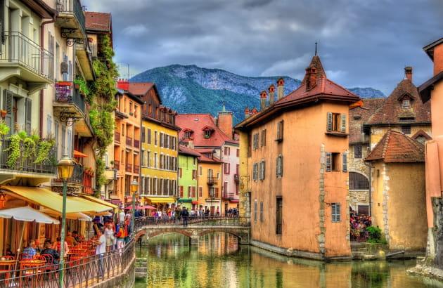 4e: Annecy, la perle des Alpes
