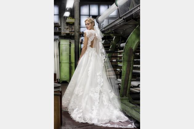 Robe de mariée Begonia
