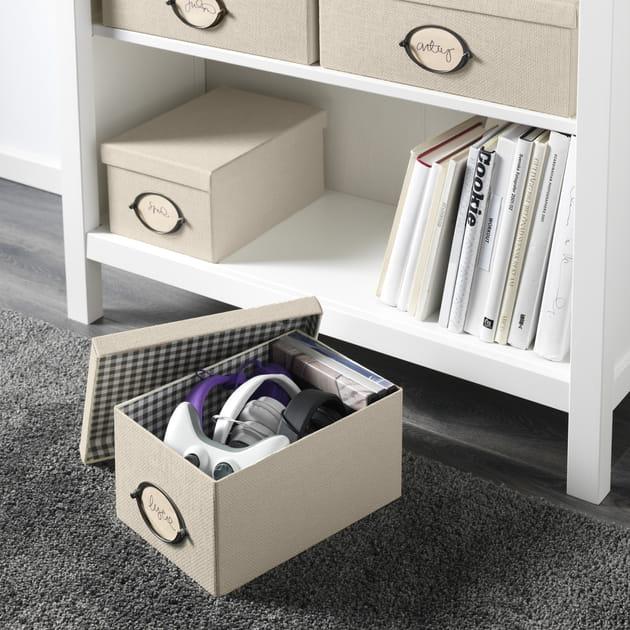Boîtes Kvarnvik par IKEA