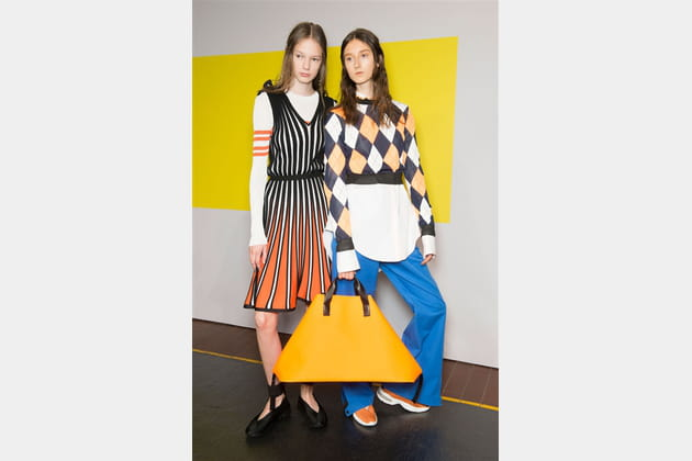 Msgm (Backstage) - photo 12