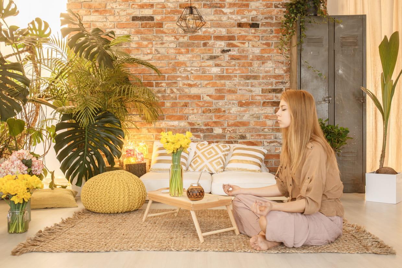 Décoration Salle De Méditation comment créer un coin méditation à la maison ?