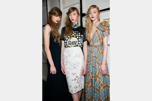 Jenny Packham (Backstage) - photo 19