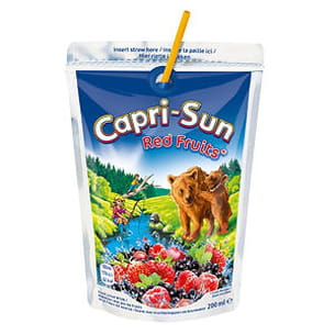 capri-sun fruits rouges