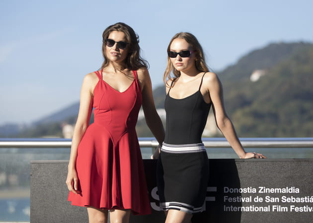 Laetitia Casta et Lily-Rose Depp, sœurs à l'écran