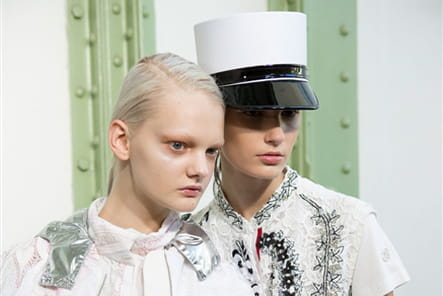 Moncler Gamme Rouge (Backstage) - photo 28