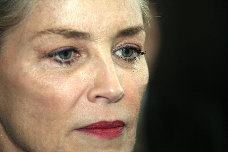 Sharon Stone, anéantiepar la mort de ce bébé de 11mois