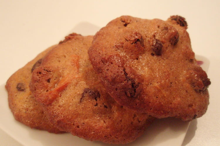 Biscuits moelleux au potiron