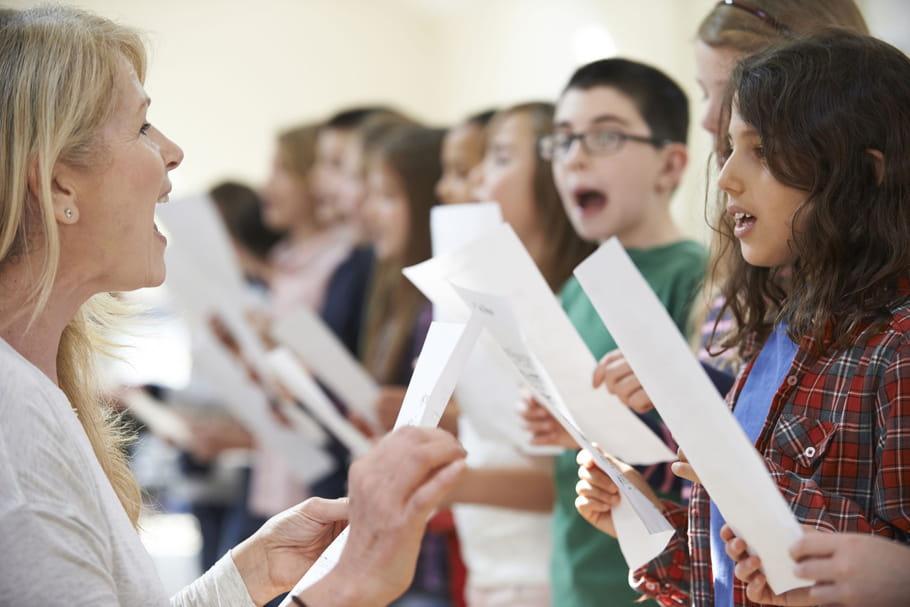 Une chorale dans tous les collèges et écoles d'ici 2019