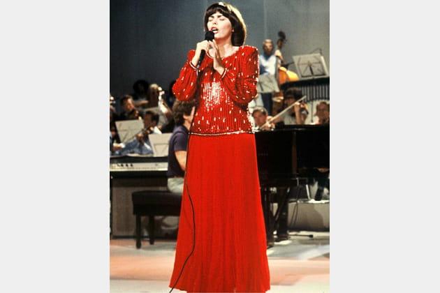 Flamboyante en 1982