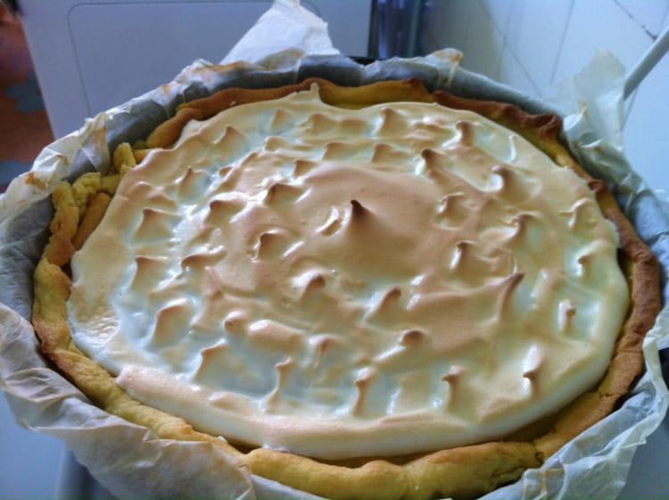 Recette de tarte au citron meringu e simple et rapide la recette facile - Tarte au citron meringuee facile et rapide ...