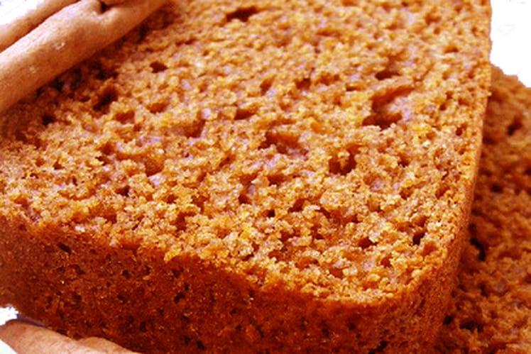 Recette de pain d pices tendre et l ger la recette facile - Sucre d orge et pain d epice ...