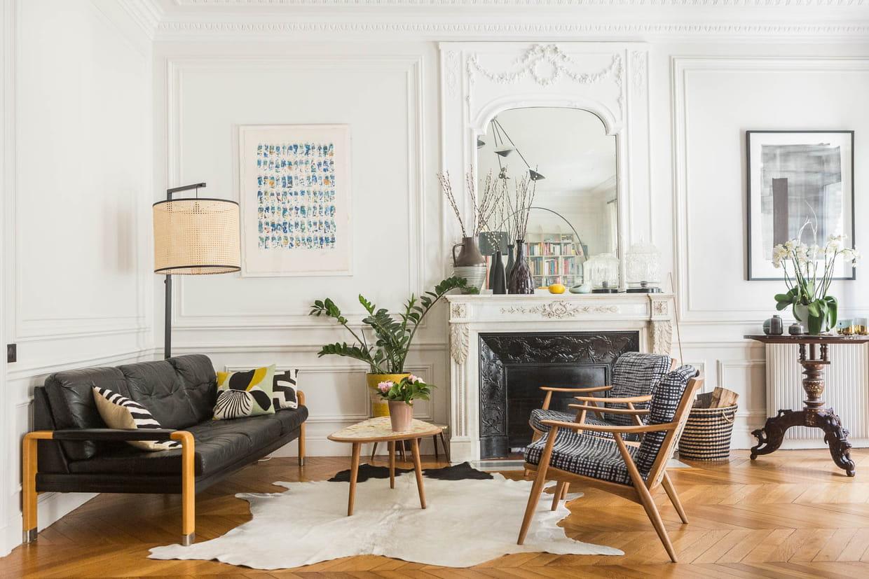 devant la chemin e. Black Bedroom Furniture Sets. Home Design Ideas