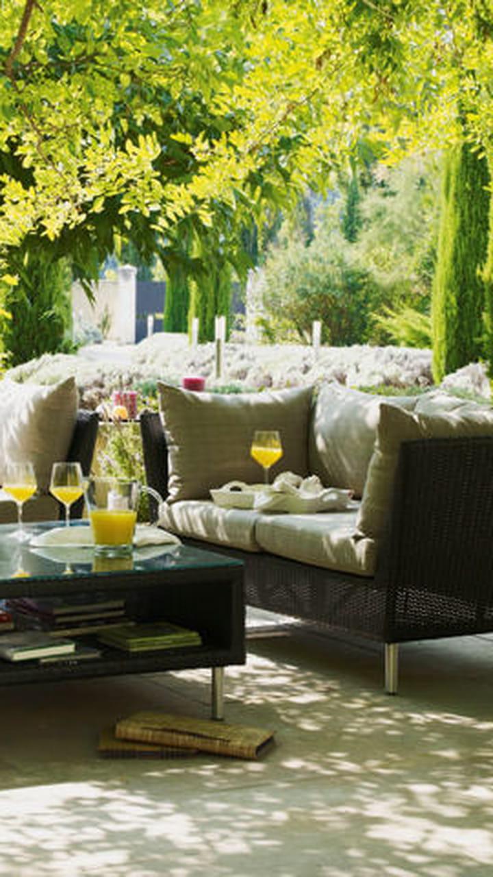 Salon de jardin Portofino de Truffaut