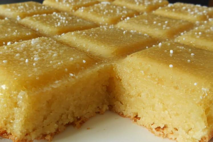 recette de gâteau namandier à la poudre d'amande : la recette facile