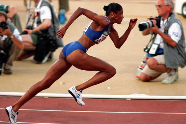 Athlétisme : Marie-José Pérec