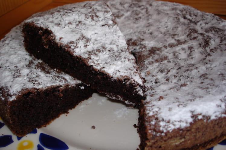 Moelleux au cacao en poudre