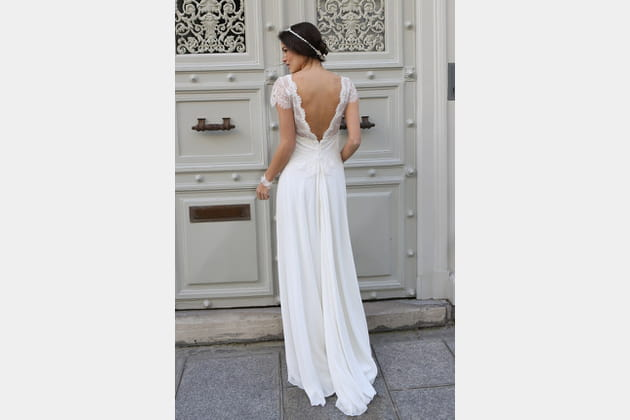 Robe de mariée Malia
