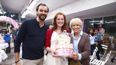 Anne-Sophie Le Meilleur Pâtissier M6