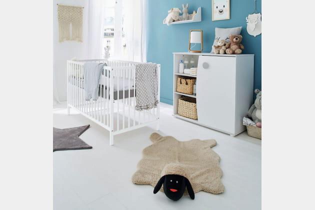 lit b b alin a. Black Bedroom Furniture Sets. Home Design Ideas