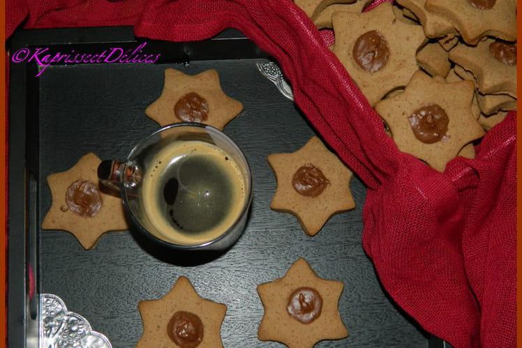 Biscuits cacao et Toblerone