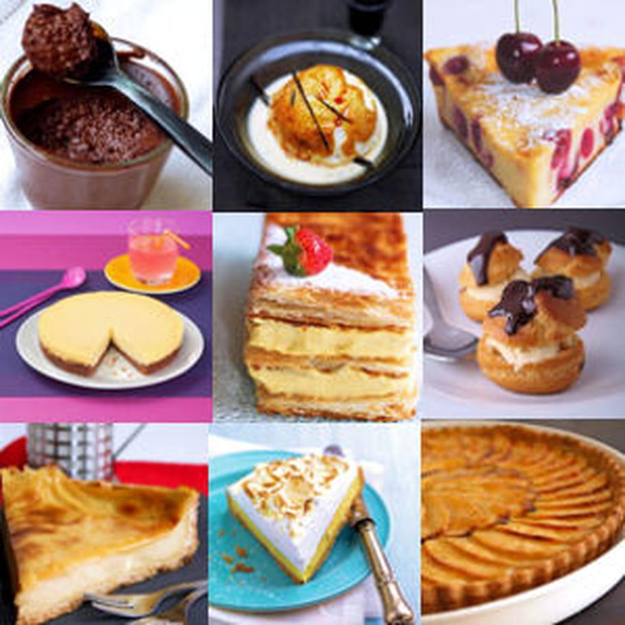 les 25 desserts pr 233 f 233 r 233 s des lecteurs