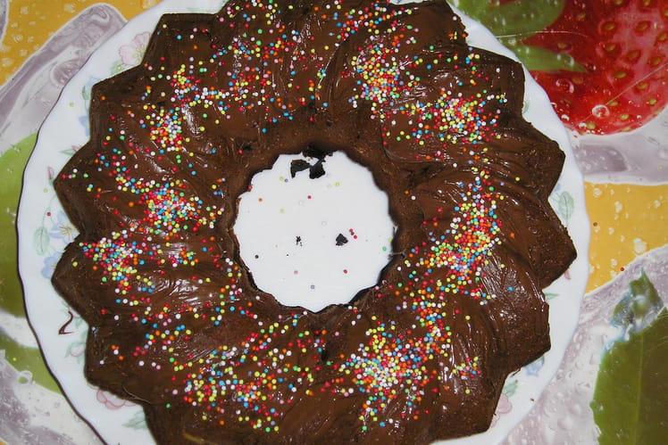 Délicieux fondant chocolat