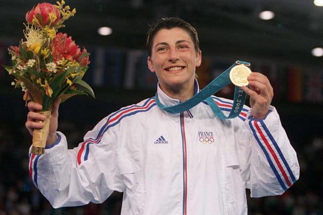 Judo : Séverine Vandenhende