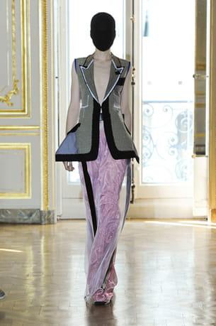 maison martin margiela, collection haute couture automne-hiver 2011-2012