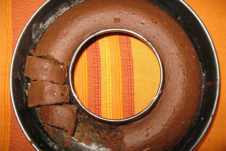 Gâteau au chocolat très léger