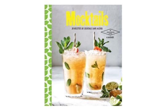 Livres de cocktails avec et sans alcool : notre shopping