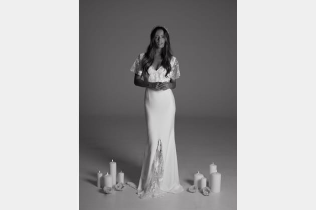Robe de mariée Serena, Rime Arodaky