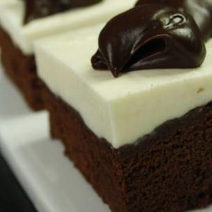 fondant aux 3 chocolats