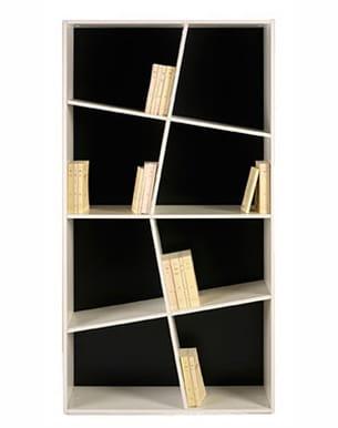 bibliothèque 'spider' de conforama