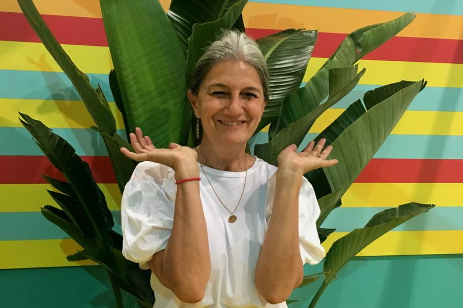 Sophie Fontanel: une leçon d'optimisme à la mode