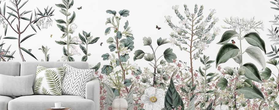 Papier peint tapisserie conseils et id es pour habiller - Comment enlever de la tapisserie facilement ...