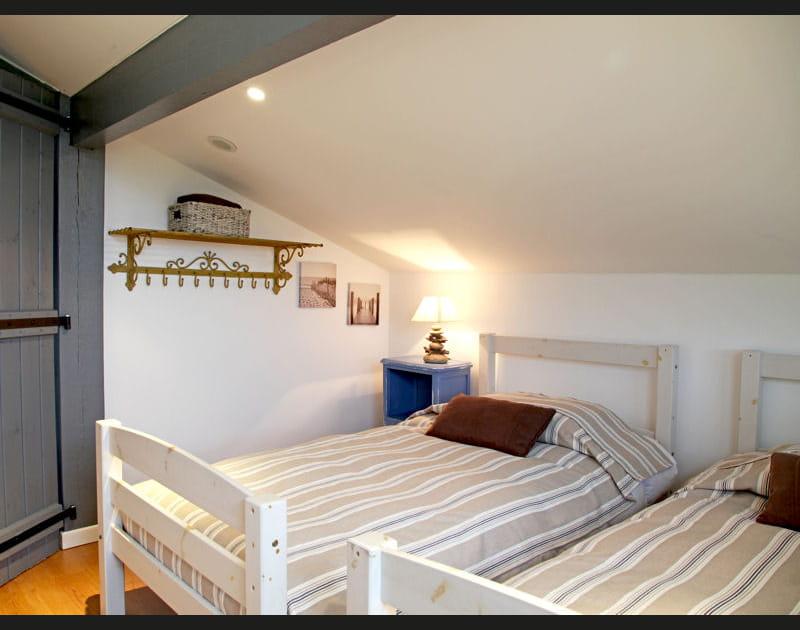 Je veux le même à la maison: une chambre à l'ambiance bord de mer