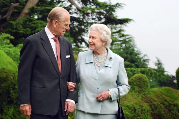 Prince Philip est mort à 99ans: son histoire d'amour avec Elisabeth II [PHOTOS]