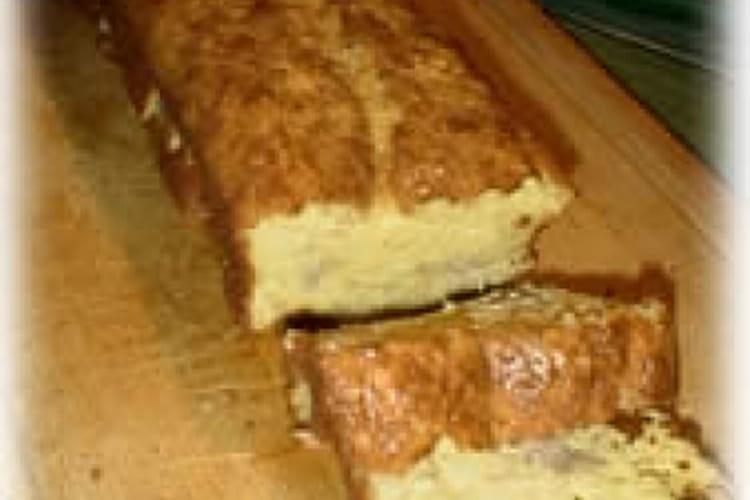 Cake au thon Dukan