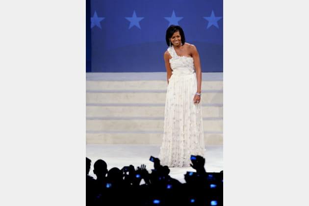 Michelle Obama le 21janvier 2009