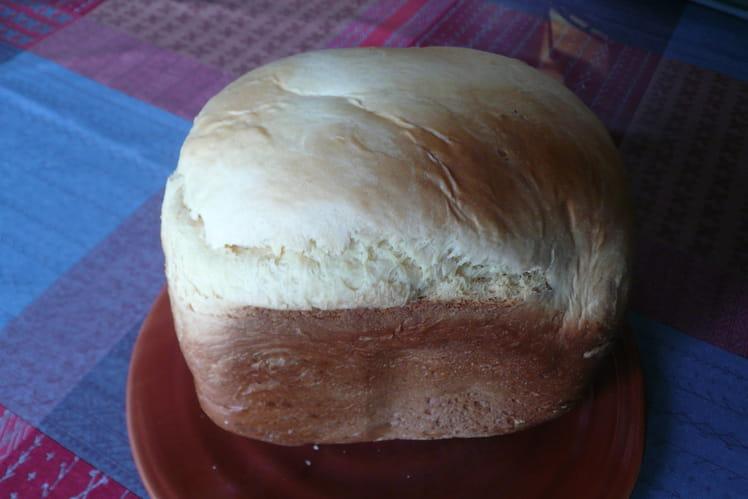 Brioche douceur à la machine à pain