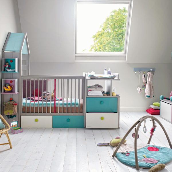 Idées déco pour chambre de bébé stylée
