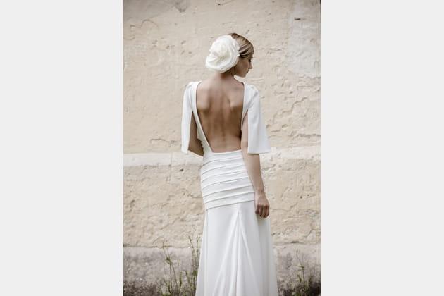 Robe de mariée Amazone, Victoire Vermeulen