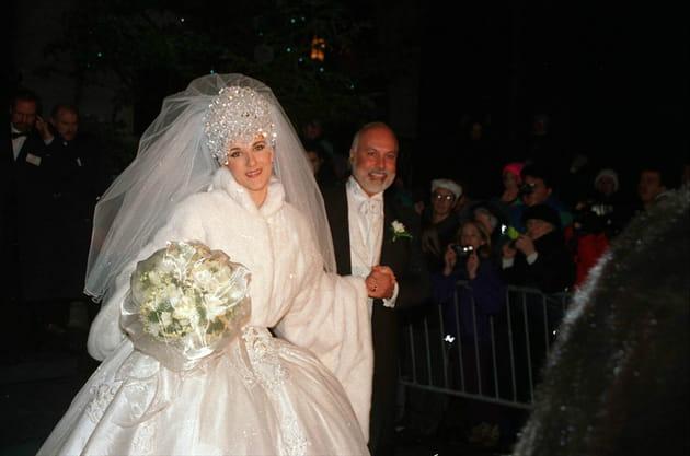 Mariage à Montréal, le 17 décembre 1994