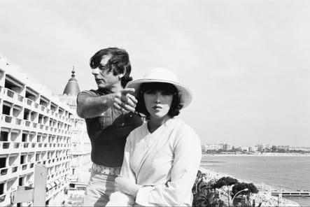 Roman Polanski et Isabelle Adjani sur la Croisette