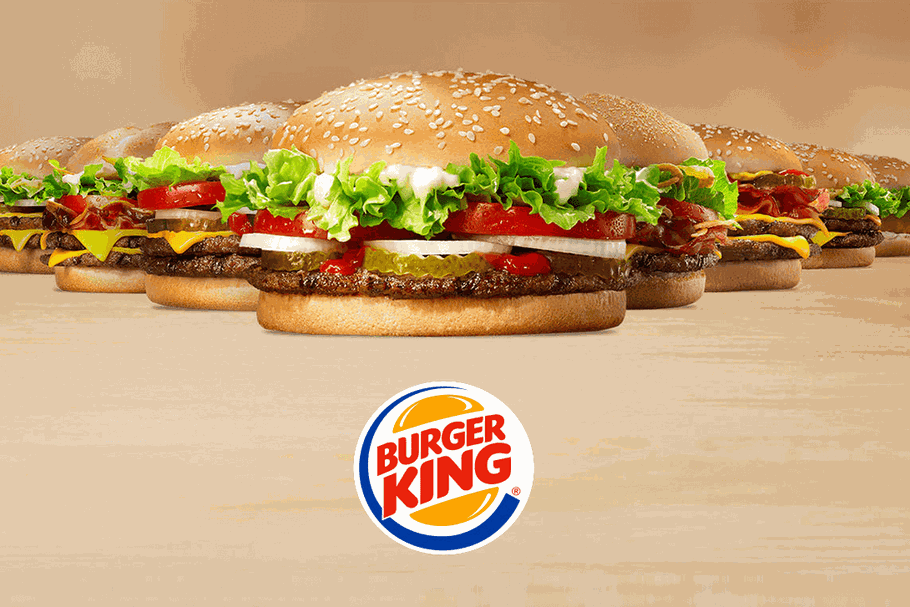Quick et Burger King signent un pacte royal