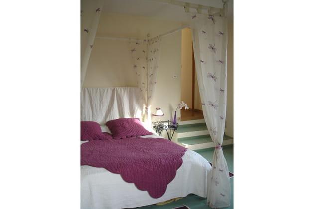 La chambre de Florence, framboise
