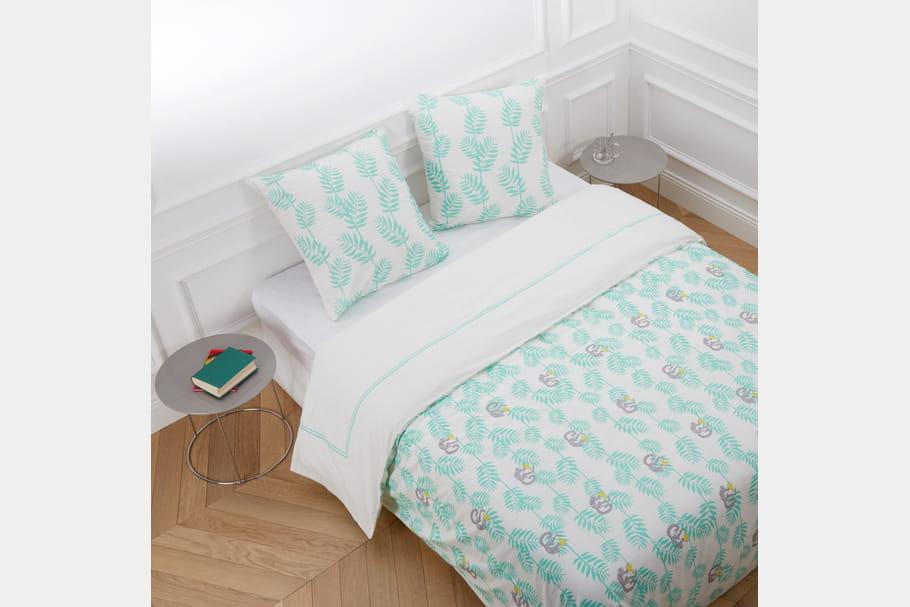 parure de lit hawai par madura