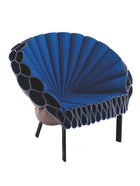 Fauteuil Peacock de Cappellini