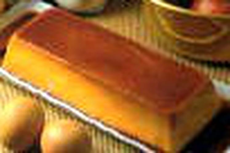 Gâteau aux pommes, boudoirs et cannelle